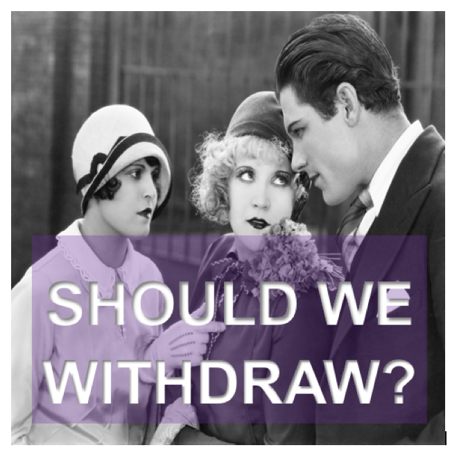 Should I Withdraw my Property following an Offer?