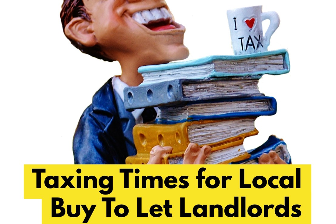 'Taxing' Time for the 15,402 Coventry Buy To Let Landlords