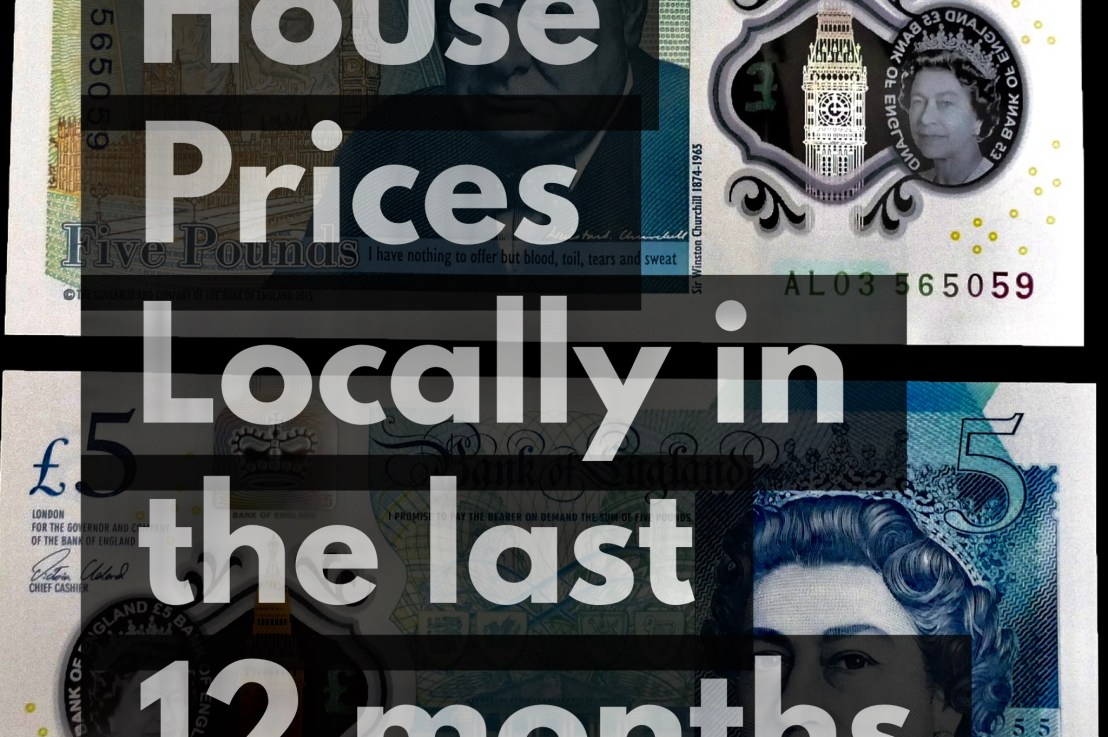 Royal Leamington Spa House Prices Up 3.3% in a Year