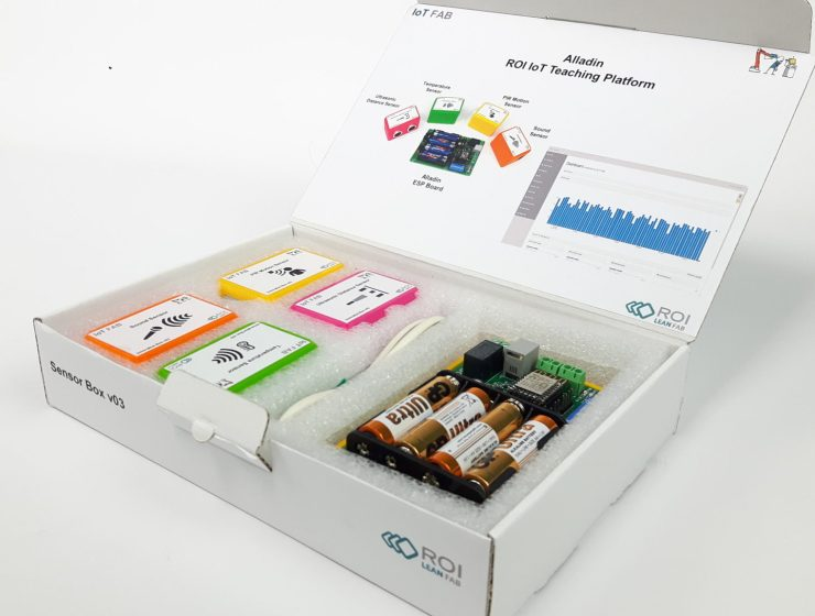 Sensor platform IoT Industry 4.0