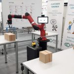 Collaborative robot Lean Training