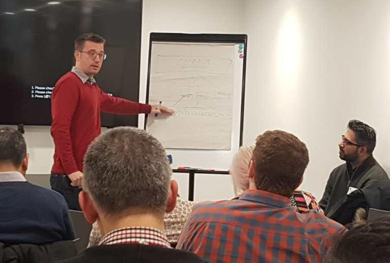 Gus Bjorkeroth, CEO of Radtac