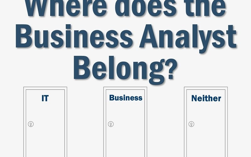 Do Business Analysts Have Part in the SAFe Construct?