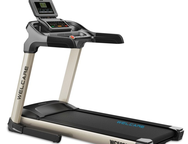 Treadmill And Relative Sizing