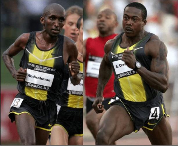 sprinter - jogger