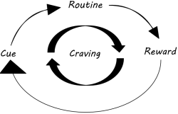 Basic Habit Loop
