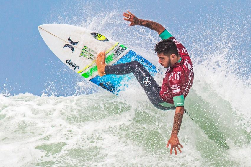 Filipe Toledo, Oi RIo Pro WSL Mundial de Surf 2015.