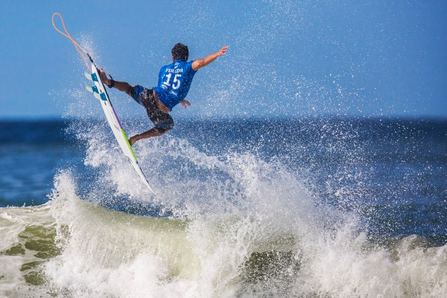Ítalo Ferreira, Oi RIo Pro WSL Mundial de Surf 2015