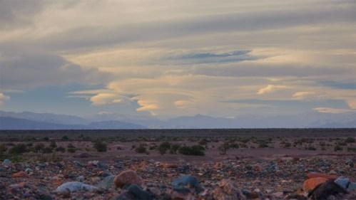 Nubes lenticulares