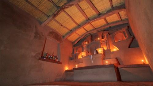 Iglesia de adobe