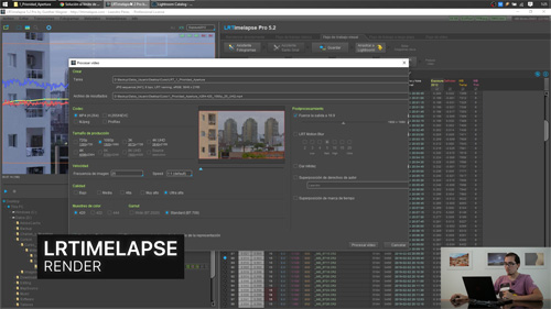 Shoot and edit day to night time-lapse course