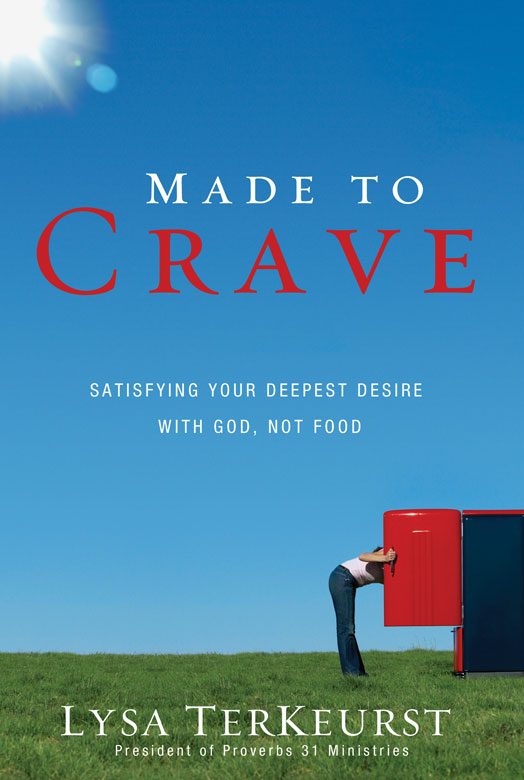 """Book Review: """"Made to Crave"""" by Lysa TerKeurst"""