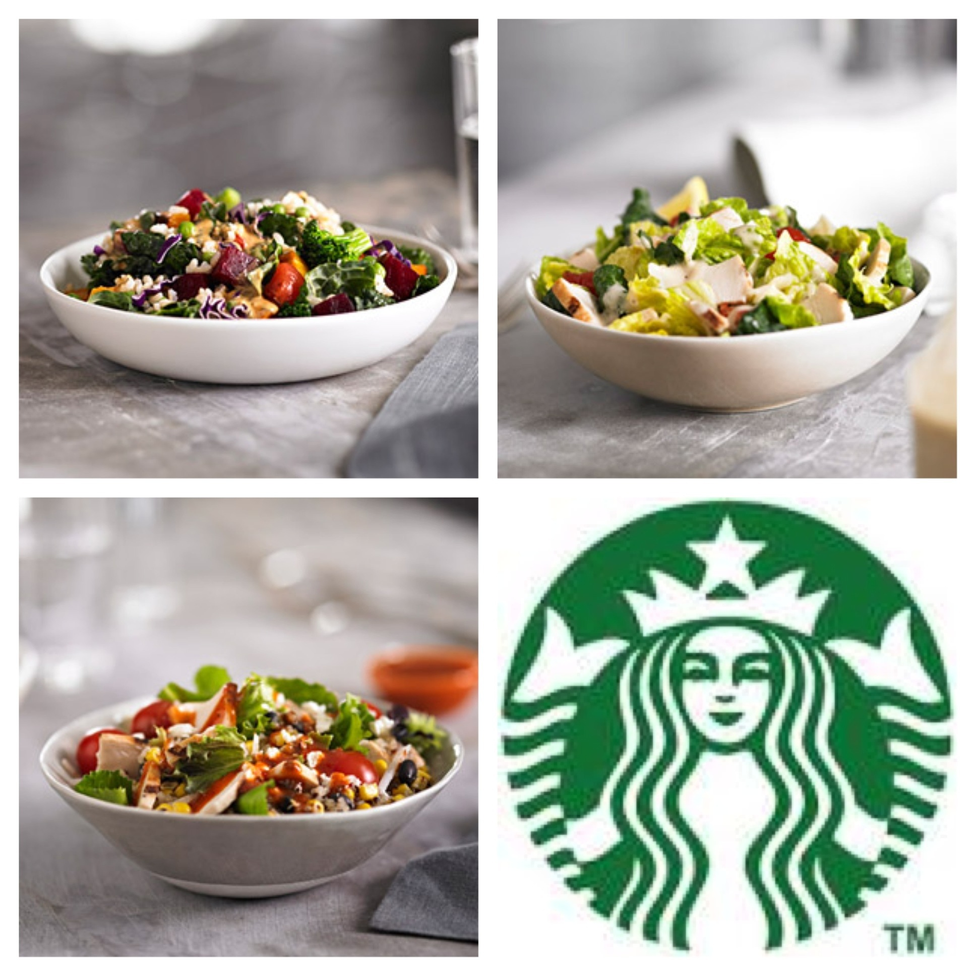 New Lean and Healthy Options at Starbucks