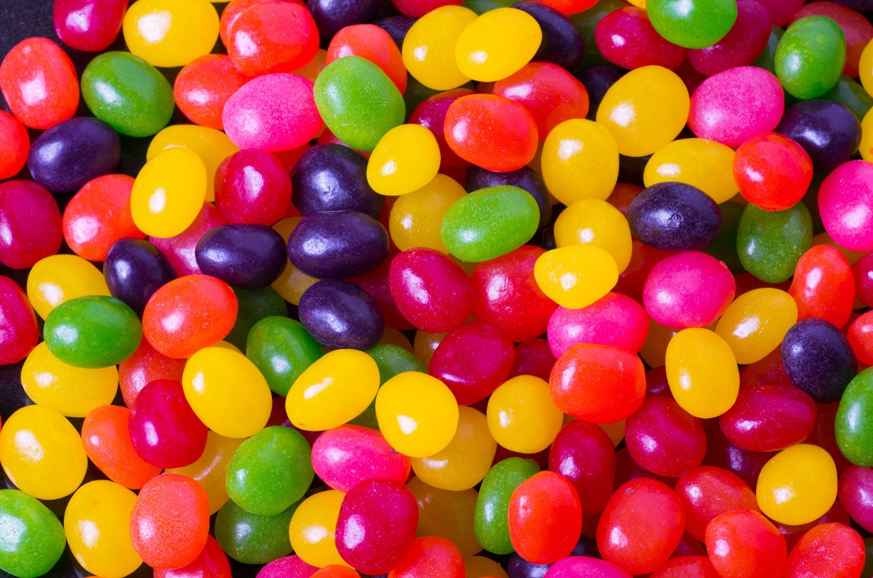 Your Life In Jelly Beans