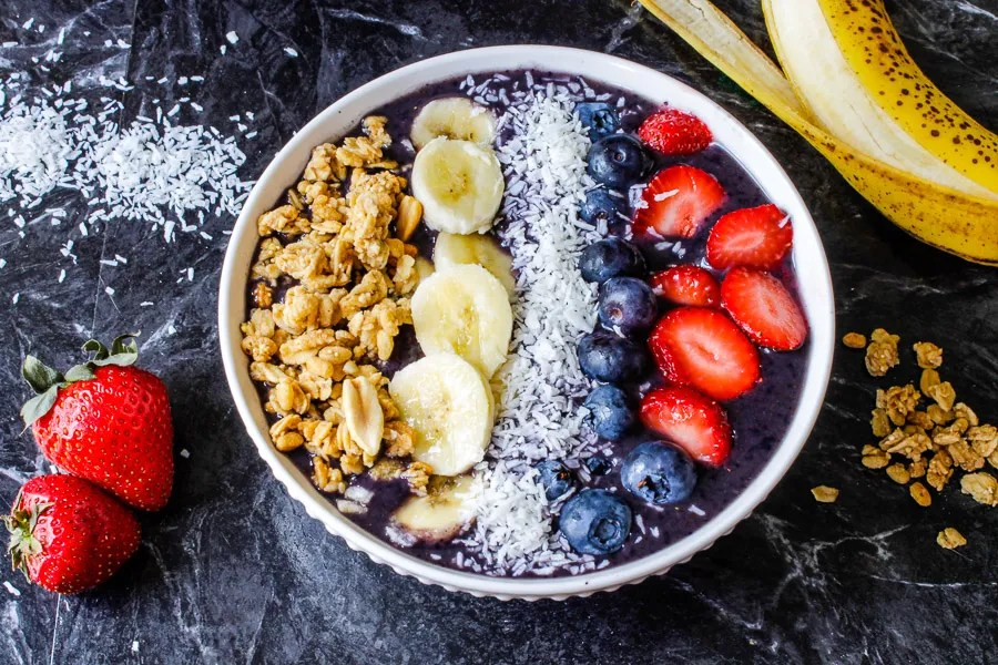 Berry Acai Bowl