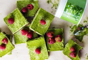 Raw Chocolate Moringa Bars
