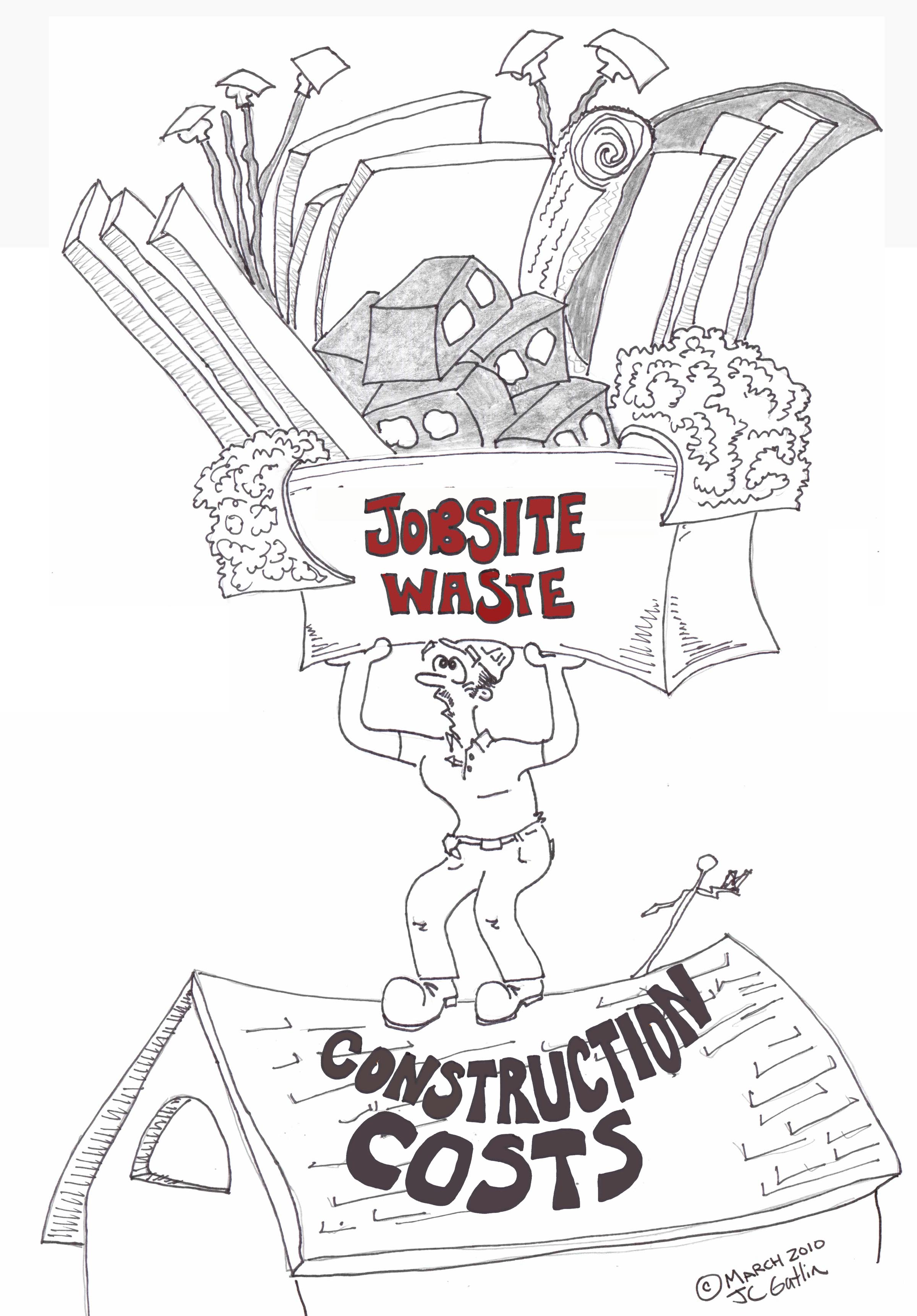 Construction Cost Reduction Starts On The Jobsite