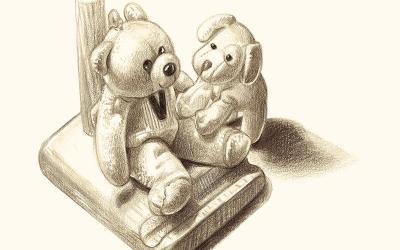 Bear stand…