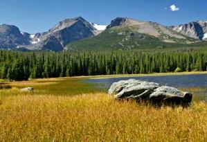 Rocky Mt Natl Park CO