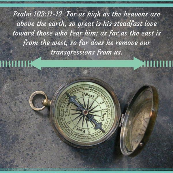 Psalm 103:11-12