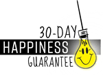 30-Day Happiness Guarantee