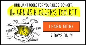 Get Genius Bloggers Toolkit