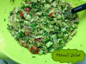 Tabouli Salad Recipe – Quick and Healthy Summer Meal