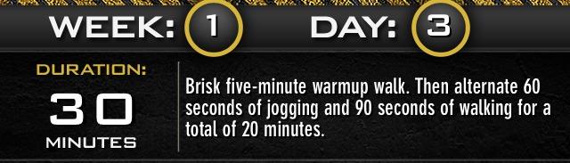 30 days active challenge