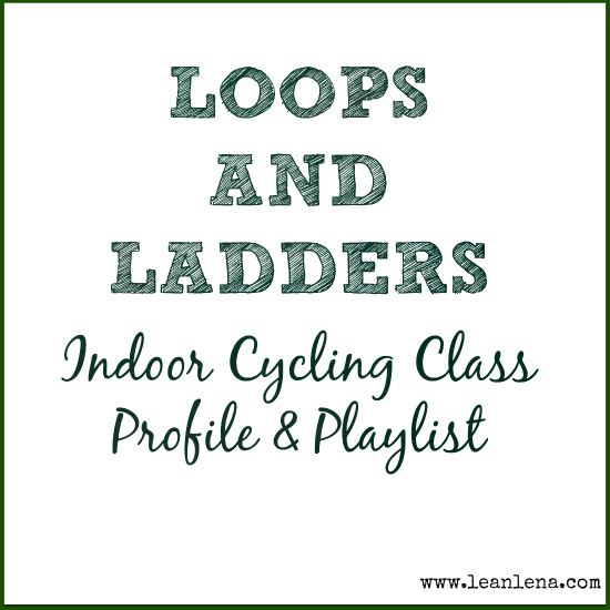 Loops and Ladders: Indoor Cycling Class Profile