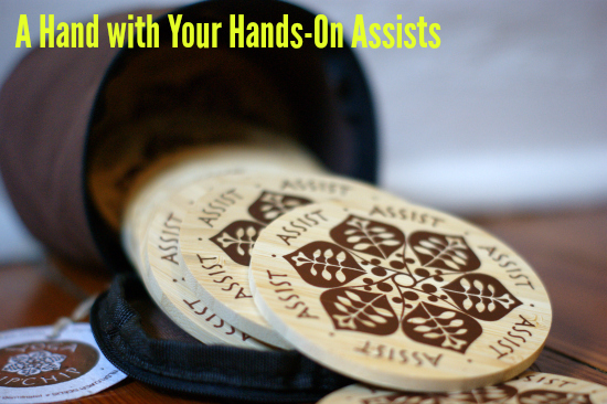 hands-on assists flip chip