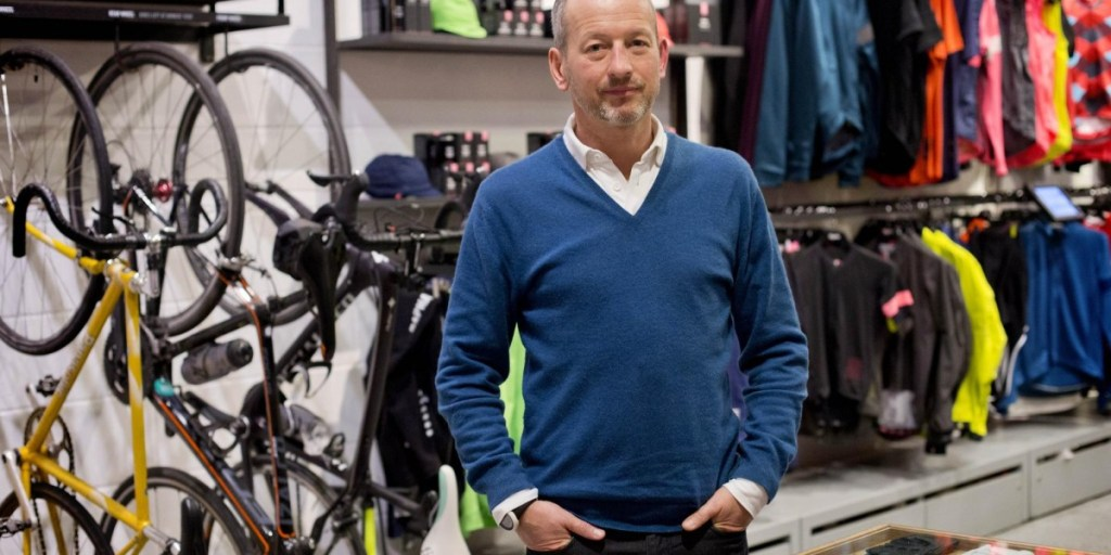 The subscription model is everything to Rapha, said Simon   FT