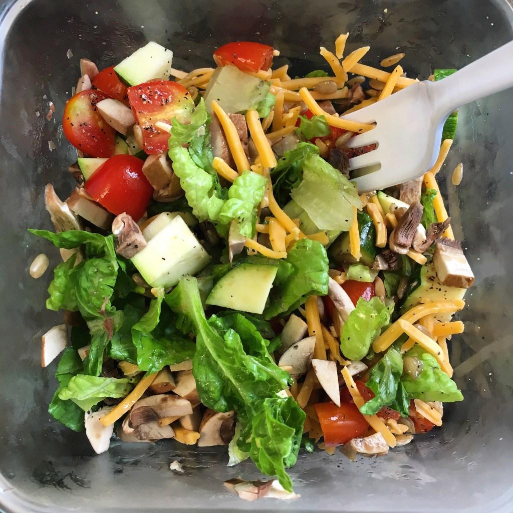 Healthy Lunch Salad