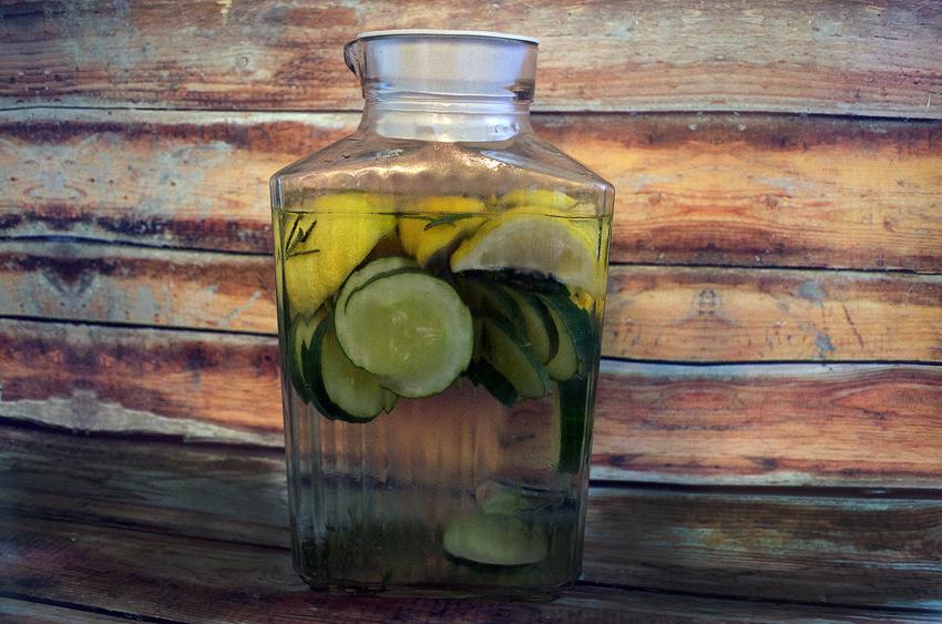 rosemarylemoncucumberwater