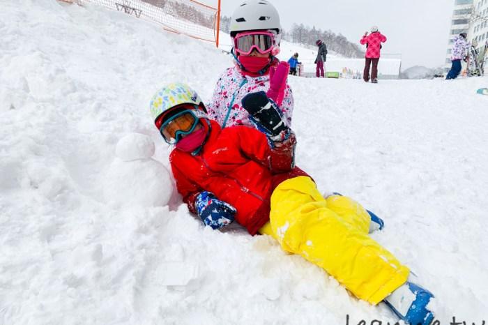 日本親子滑雪打包行李清單