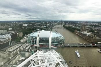 [英國倫敦親子]晴天景點安排 吃Electric Diner 再玩黛安娜王妃紀念遊樂場 倫敦眼摩天輪