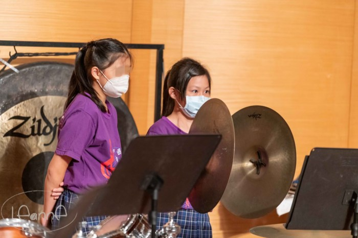 [朱寶。小三]關於孩子學音樂這件事-朱寶第一次參加管樂成果發表會後有感