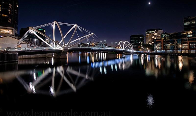 sea farers bridge, over the Yarra River, Melbourne