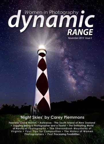 Dynamic Range Magazine - Issue 2, Nov 2015 - cover page