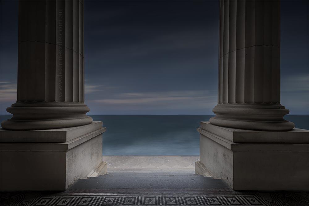 pillars-flood-water-view-steps