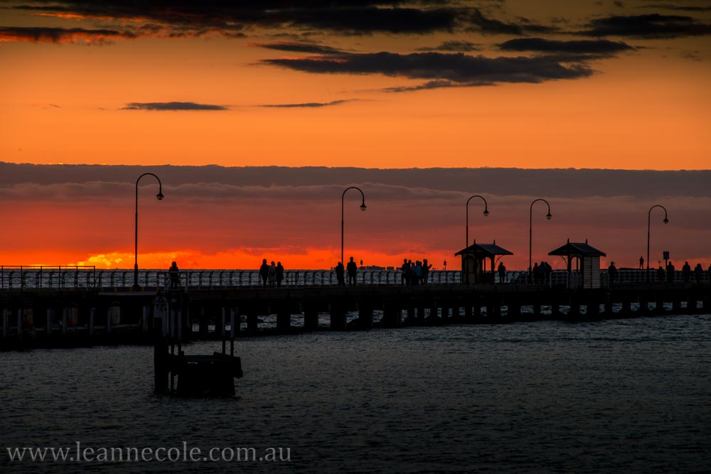 sunset-pier-stkilda-boats-people-1756