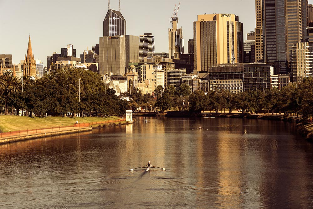 city-heat-summer-river-melbourne