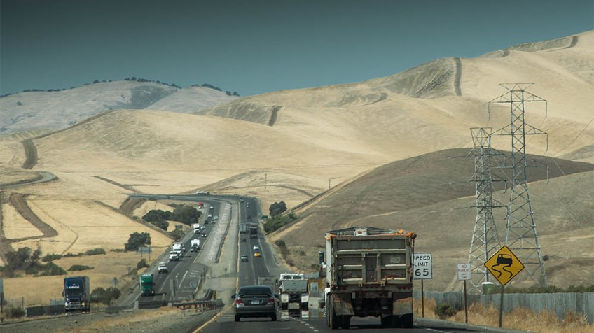 highways-california-sierra-summer-hot-colour