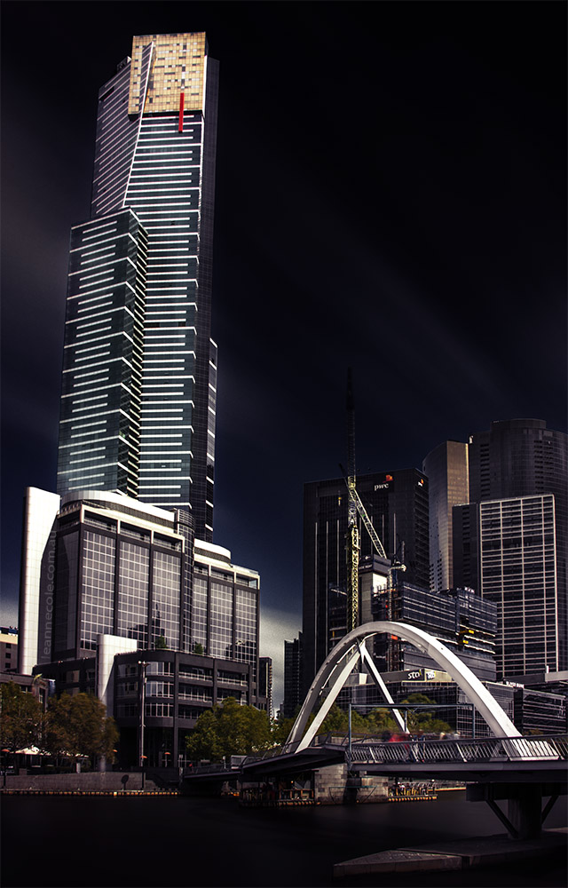 long-exposure-southbank-eureka-melbourne