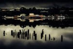 strahan-tasmania-macquarie-harbour-posts