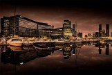 docklands-harbour-boats-melbourne-morning
