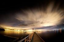 sorrento-night-samyang-fisheye-pier