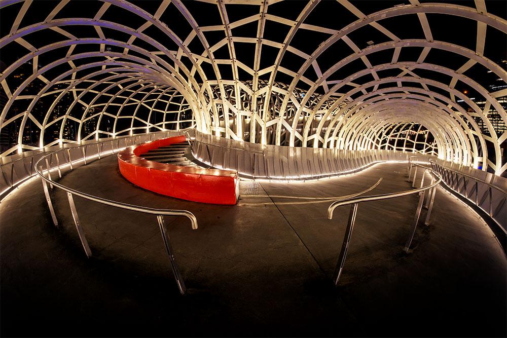 webb-bridge-night-docklands-fisheye