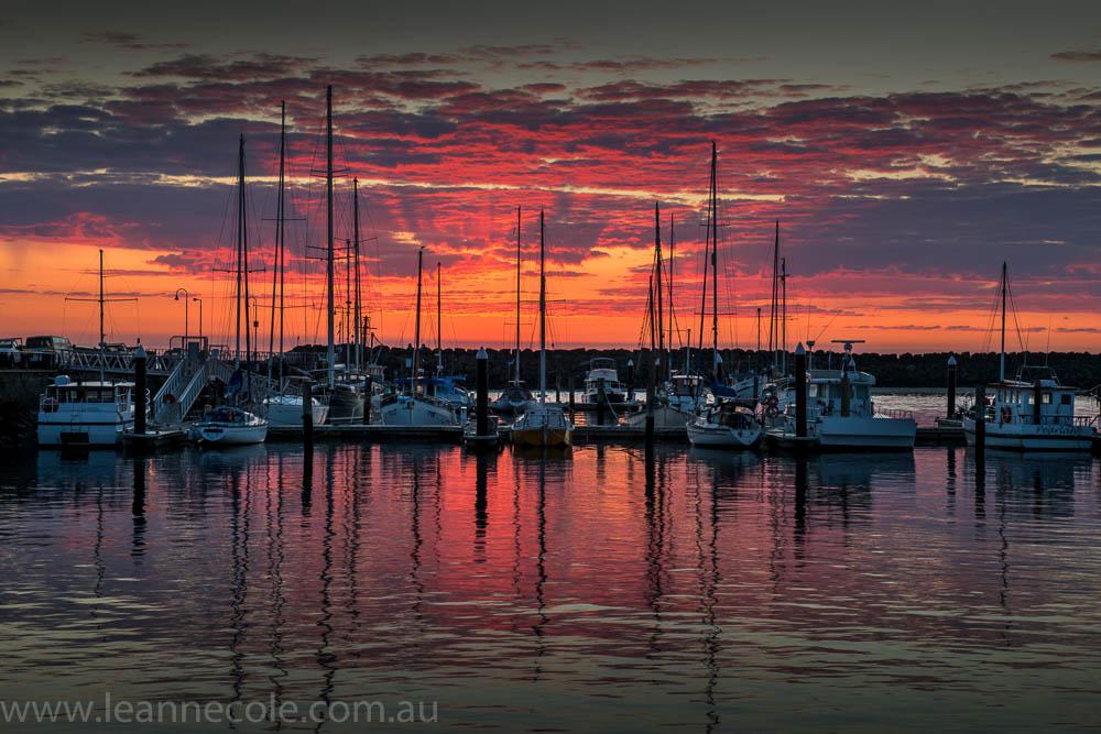 apollo-bay-sunrise-harbour-boats-3