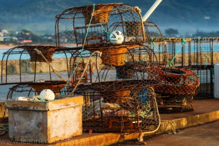 apollo-bay-sunrise-harbour-craypots-1