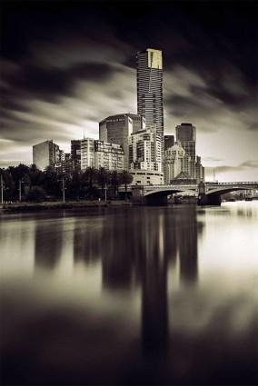 eureka-tower-city-longexposure-sunset-2
